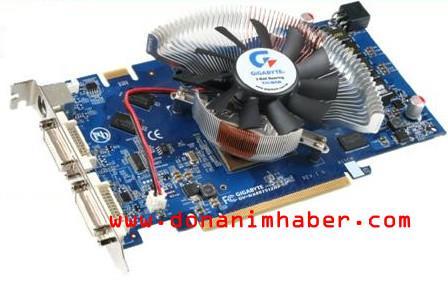 Gigabyte'dan 256MB bellekli GeForce 8800 Turbo Force