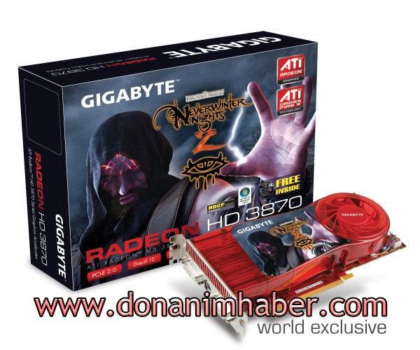 DH Özel: Gigabyte Radeon HD 3870 ve Detayları