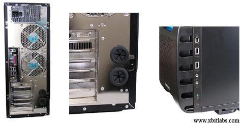 Gigabyte'dan 3D Aurora serisi bilgisayar kasaları