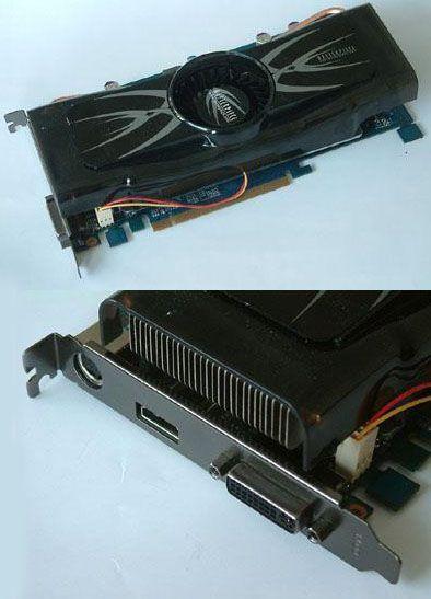 Galaxy'den çift grafik işlemcili GeForce 8600GT
