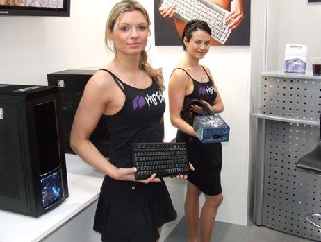 Cebit 2008: Hiper'in kasa ve güç kaynaklarına hızlı bakış