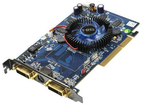 HIS'den AGP tabanlı yeni ekran kartı: HD 3650 iCooler II