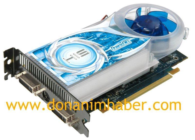 DH Özel: HIS Radeon HD 4670 IceQ Turbo
