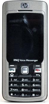 HP iPAQ Voice Messenger 510 ; Ses tanıma, Wi-Fi, Windows Mobile 6.0 hepsi bir arada