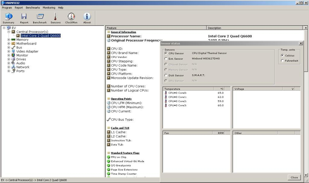 HWiNFO32'nın yeni versiyonu 'Freeware' olarak yayınlandı