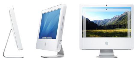 iMac Core Duo; Intel işlemcili Mac'ler sahnede