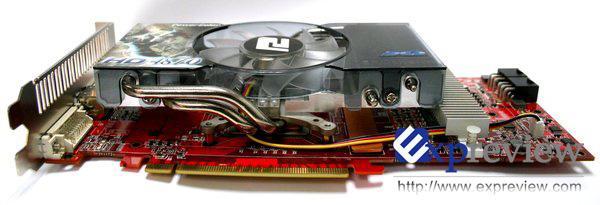 PowerColor'ın 1GB bellekli HD 4870 modeli VRM tasarımıyla dikkat çekiyor