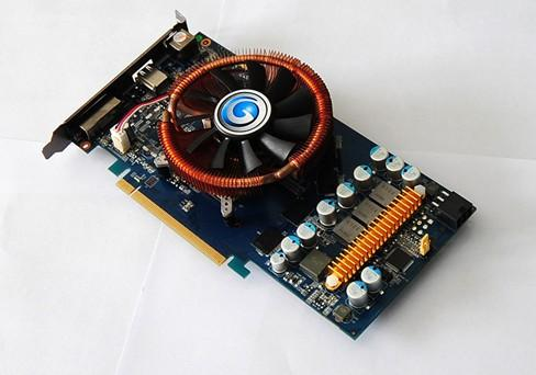 Galaxy'den GeForce 9600GSO Black Edition geliyor