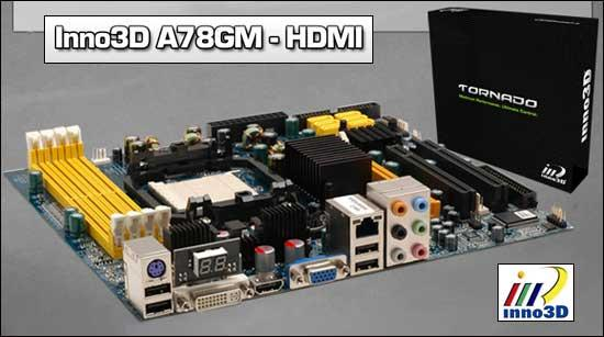 Inno3D'den 780G yonga setli yeni anakart