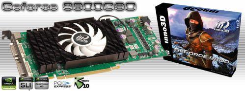 Inno3D GeForce 9600GSO modelini duyurdu