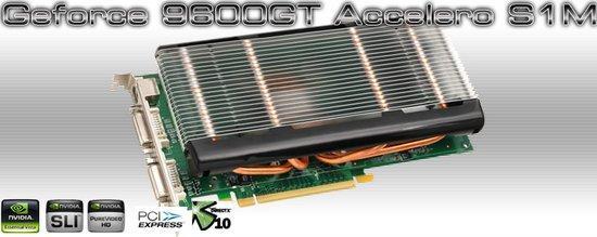 Inno3D'den GeForce 9600GT Accelero S1M geliyor