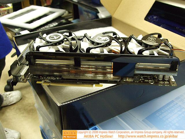 Inno3D i-Chill GeForce 9800GTX Accelero Xtreme kullanıma sunuldu