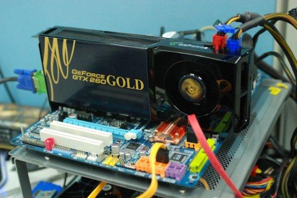 Güçlendirilmiş GeForce GTX 260 test sonuçlarıyla birlikte mercek altında