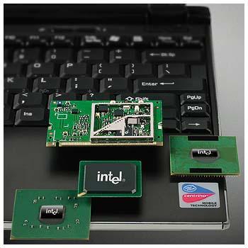 Intel'in Montevina platformu Centrino 2 ismini alıyor