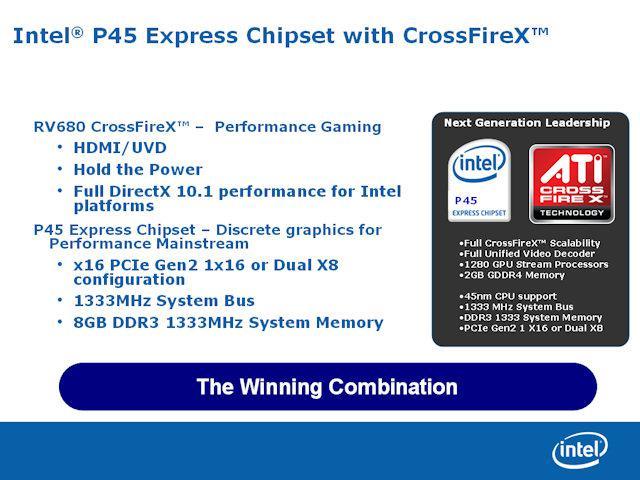 Intel'in P/G45 serisi yonga setleri ertelendi, sorun ortaya çıktı