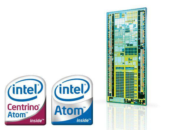 Intel'den 5 yeni ATOM karınca, hedef VIA