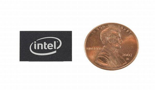 Intel Z-P140; Endüstrinin en küçük katı halli (SSD) diski duyuruldu