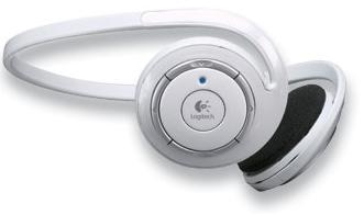 Logitech'den iPod için Bluetooth destekli kablosuz kulaklık seti