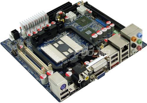 J&W'den 780G yonga setli Mini-ITX anakart