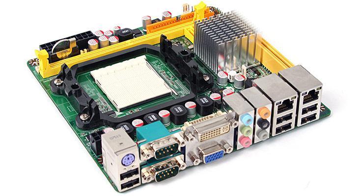 Jetway'den AMD platformuna yönelik Mini-ITX anakart