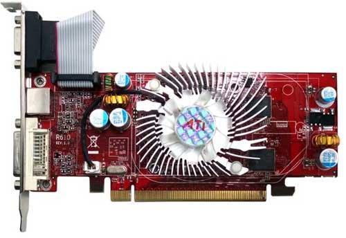 Jetway'den Radeon HD 3450 temelli yeni ekran kartı