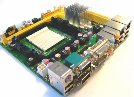 Jetway'den AMD'nin Phenom işlemcileri için Mini-ITX anakart