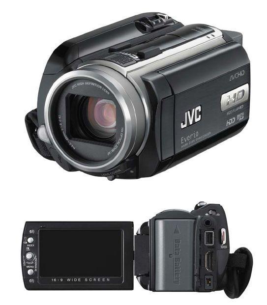 JVC'den AVC/MPEG-2 HD destekli yeni kameralar