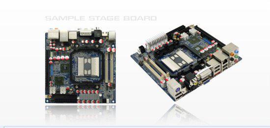 Mini-TX anakartlar gelişiyor - J&W'den 780G yonga setli yeni cep herkülü; Minix