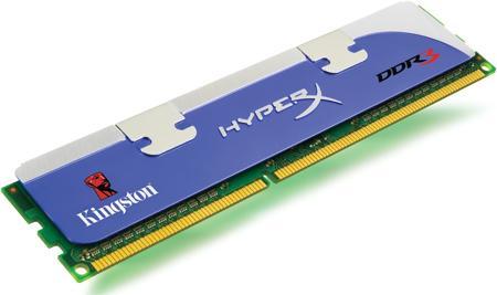 Kingston'ın 1800MHz'de çalışan HyperX serisi DDR3 kiti XMP sertifikası aldı