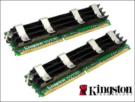 Kingston'dan Apple Mac Pro ve Xserve için yeni FB-DIMM bellekler
