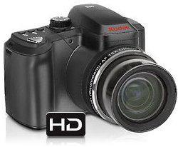 Kodak'dan 15x optik yakınlaşırma yapabilen yeni kamera