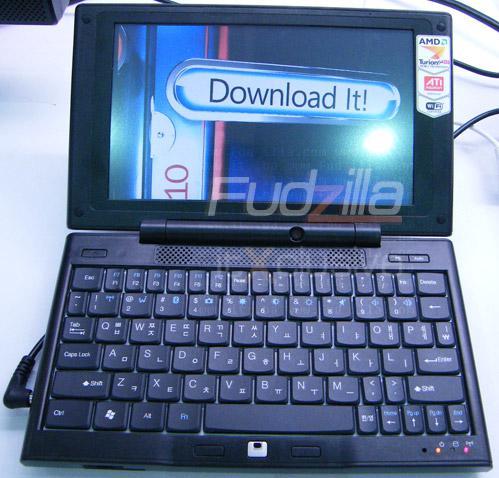 Computex 2008: AMD'den Intel'e UMPC yanıtı geldi