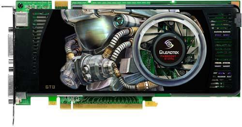 Leadtek'den GeForce 8800GT GTB