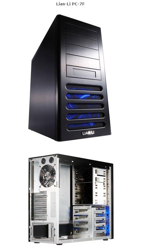 Lian-Li'den iki yeni mid-tower kasa; PC-7F ve PC-60F