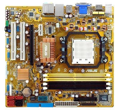 Asus'un 780G yonga setli anakartı ortaya çıktı