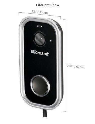 Microsoft LifeCam serisi iki yeni internet kamerasını duyurdu