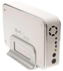 Modix HD-3510, sadece harici bir disk kutusu değil aynı zamanda medya player!