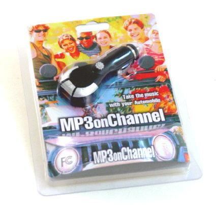 Araç içi ekonomik kablosuz MP3 çalar : MP3onChannel MP3-308