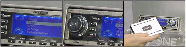 Estone Car MP3 Player : Araç içinde Cd değiştirme yada arama derdine son ...
