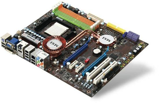 MSI 790GX yonga setli yeni anakartı DKA790GX Platinum'u duyurdu
