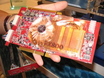 Msi'ın Computex'te sergilediğiekran kartları ...