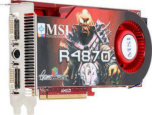 MSI'ın Radeon HD 4870 OC modeli listelere girmeye başladı