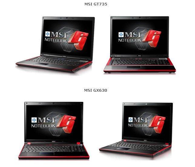 MSI'dan oyunculara yönelik Puma tabanlı dizüstü bilgisayarlar