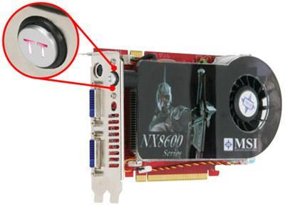 MSI'dan Turbo tuşlu ve çift BIOS'lu ekran kartı