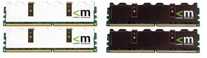 Mushkin'den iki yeni DDR2 bellek kiti