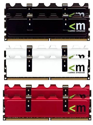 Mushkin, X-Line serisi yeni DDR2 bellek kitlerini duyurdu