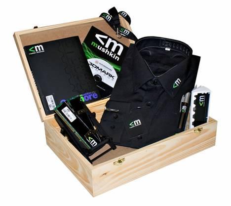 Mushkin'den kutu ve içeriğiyle dikkat çeken Xtreme Performans DDR2 kiti
