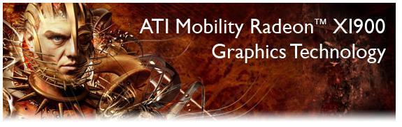 AMD(ATi)'den Mobility Radeon X1900