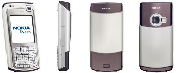 Nokia N serisi kaşınızda ; Yeni nesil akıllı telefonlarla tanışın