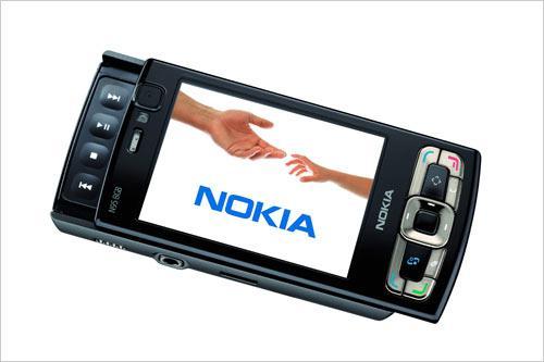 Nokia N95 8GB; N95 şimdi daha da yetenekli